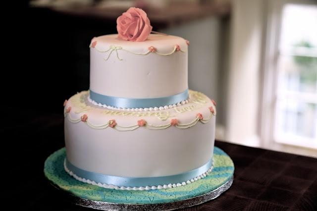 Wedding Cake Course with Sandra Monger
