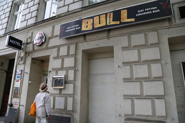 The Bull, Europe's oldest gay bar, Berlin