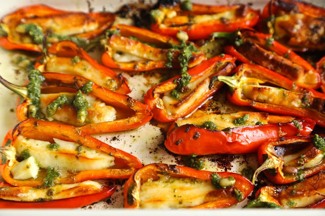 red pepper grills