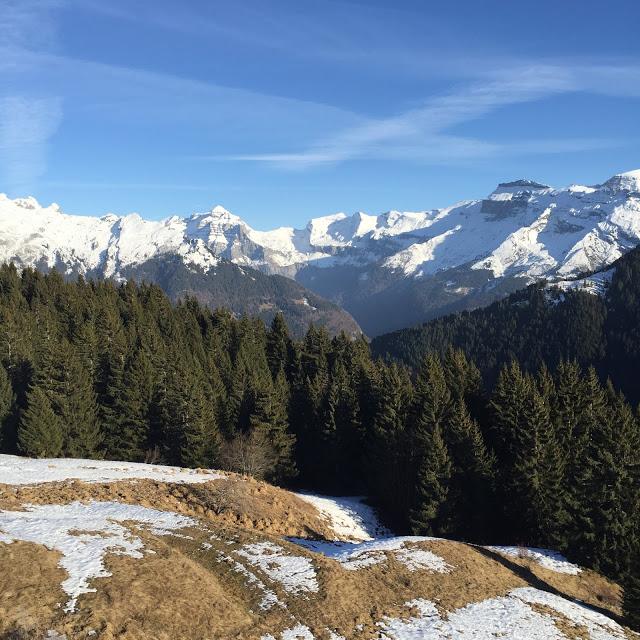 samoens, Alps, France