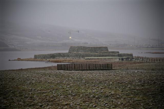 Clickimin broch, Shetland