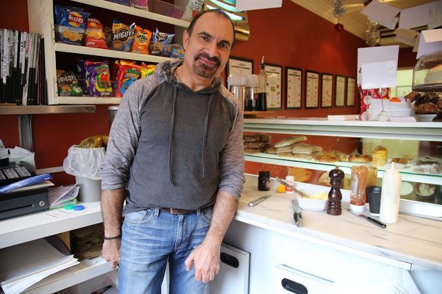 Tony Batalho, The Hatch at Vogue House
