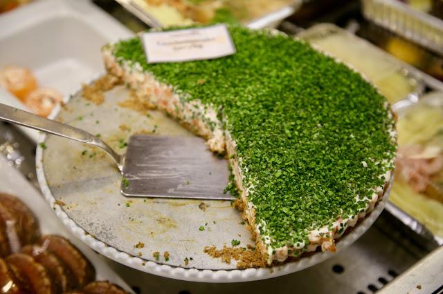smoked salmon cheesecake stockholm