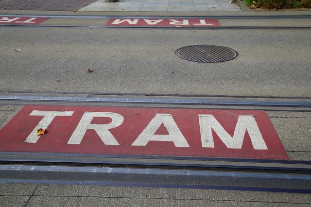tram lines Antwerp