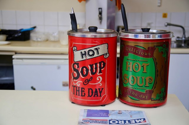 soup, Stockport, Manchester pic: Kerstin Rodgers/msmarmitelover.com