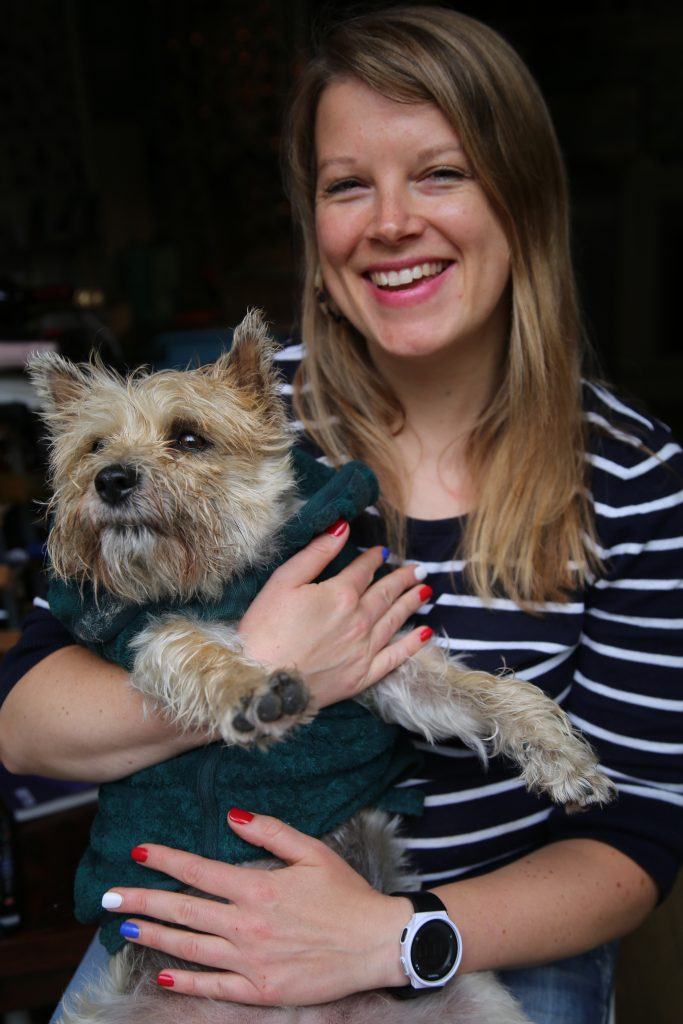 Felicity Cloake and Wilf pix: Kerstin Rodgers/msmarmitelover.com