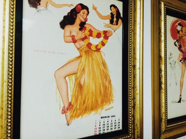 hawaii, hula, flowers, swing, sway, dance, march, calendar