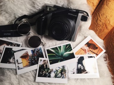 polaroids, instax, shades, vintage, explore, create, play,