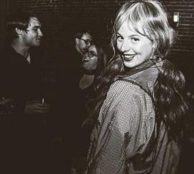 smile, dance, nightlife, 90's, pig tails, wavy hair, cutie, fashionista, los angeles,