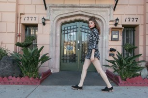 Strut, Los Felix, 777, Lady Luck, Stride, Romper, Fashionista, Exploration, Los Angeles, Lifestyle, Historic, Summer