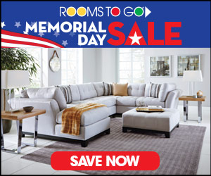 Shop The Latest Sales And Deals From Rooms To Go. Find Beautiful Furniture  At Affordable Prices With These Great Deals From ROOMS To Go.