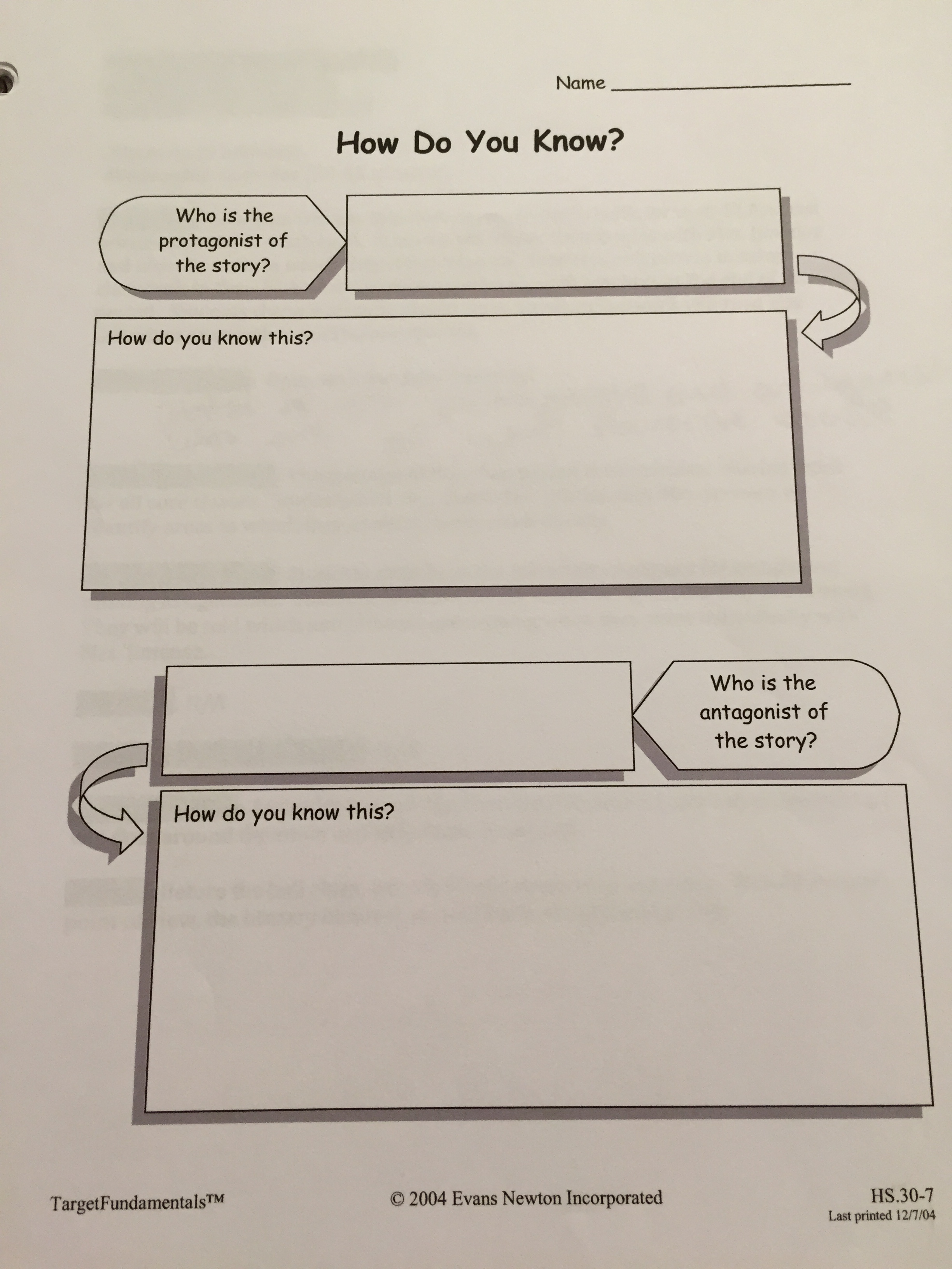 Worksheet Protagonist And Antagonist Worksheet Worksheet