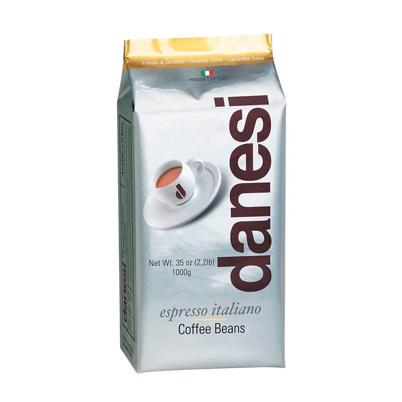 Danesi Gold Espresso Beans – MSM Fine Foods