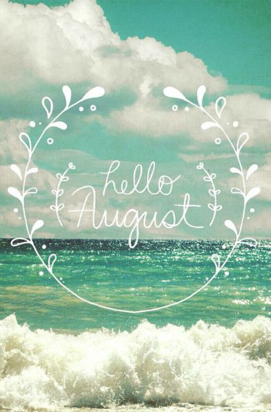 Hello August! Wow I Canu0027t Believe Summer Is Halfway Over! Where Did The  Time Go?! Before I Get Into My August Goals, Let See How I Did On My July  Goals: