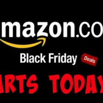 Amazon Black Friday 2015 deals