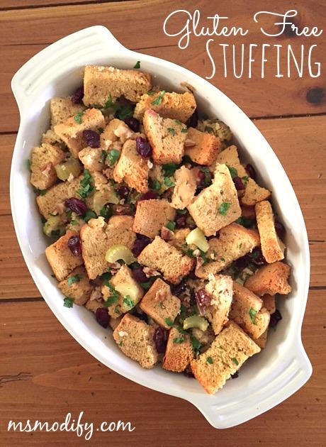 Williams-Sonoma gluten free stuffing