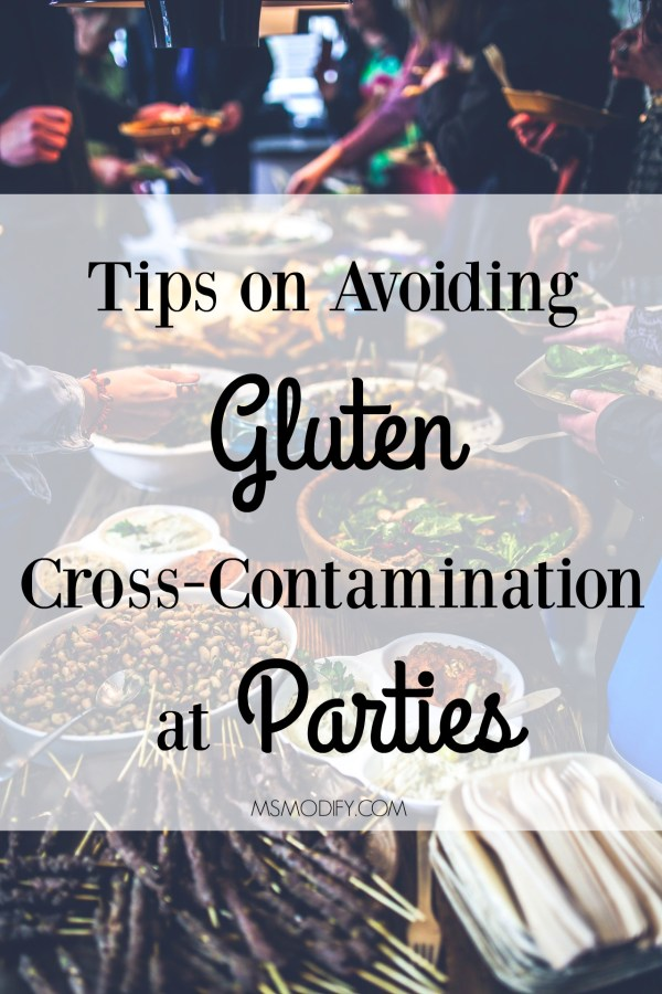 Avoiding Gluten Cross-Contamination at Parties