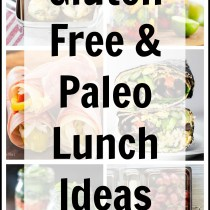 Gluten Paleo Lunch Ideas
