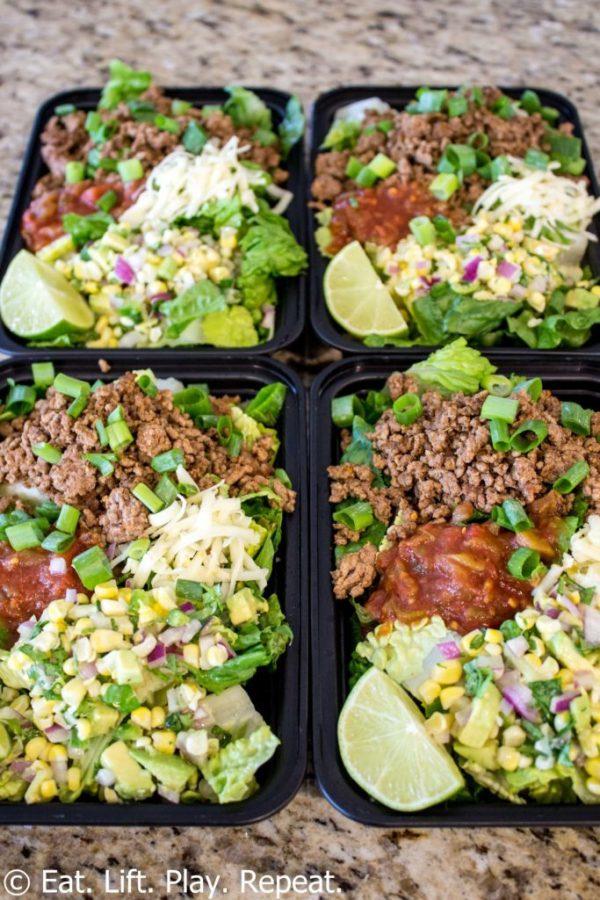 20 gluten free/paleo, whole30 meal prep ideas
