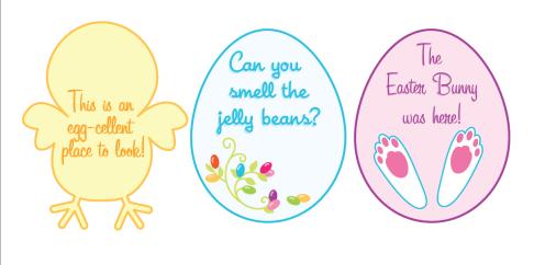 Egg Hunt Printable