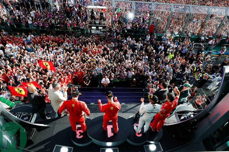 Australian Grand Prix Activities