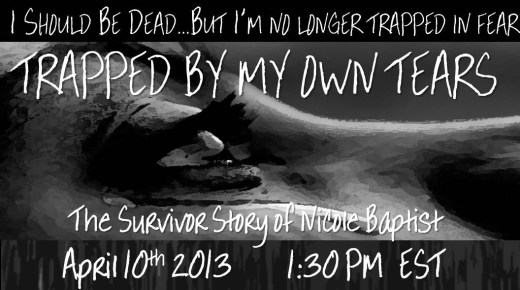 Trapped by My Own Tears Promo RV 4 - Copy