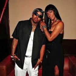 Lil Scrappy and Momma Dee 1