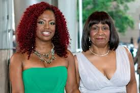 Kandi and Momma Joyce