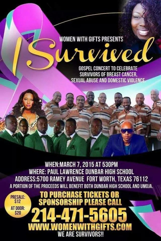 I Survived Gospel Festival - Women with Gifts Event