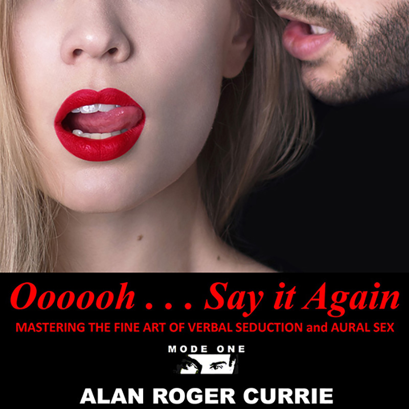 "New Audiobook Teaches Men How to Develop Seductive ""Verbal Game"""
