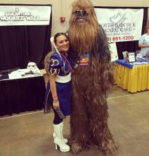 Me and Chewy!