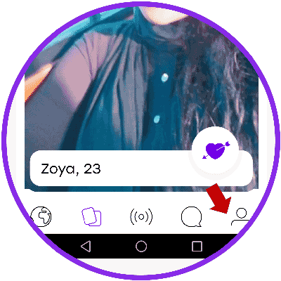 How to delete my account in badoo