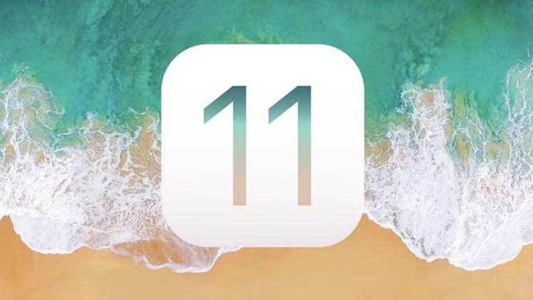 iOS 11 final update