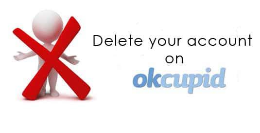 delete OkCupid account