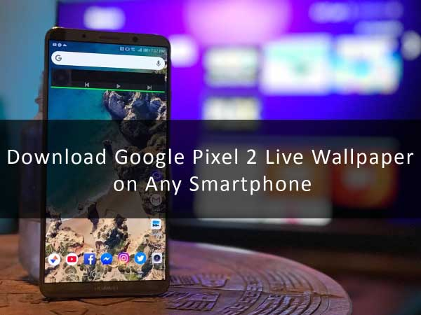 Download Live Wallpapers of Pixel 2 on any smartphone