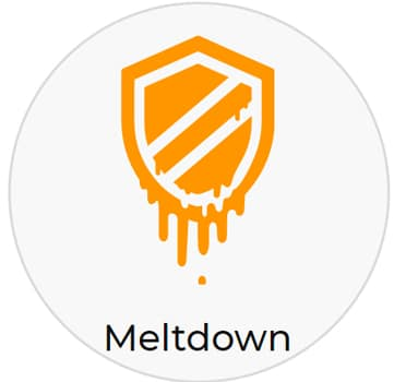 Meltdown vulnerability