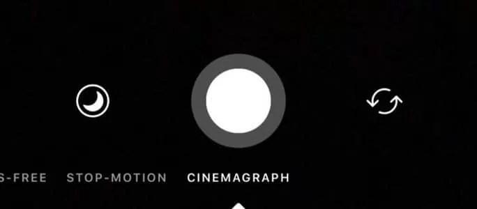 Instagram Cinemagraph Filter
