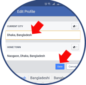 How to change location on Tinder premium and free account