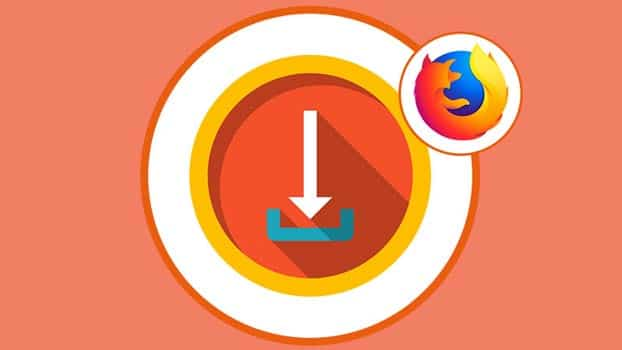 Firefox Quantum Download Button Disappear
