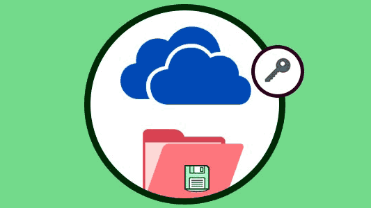 activate protect OneDrive folders in Windows 10