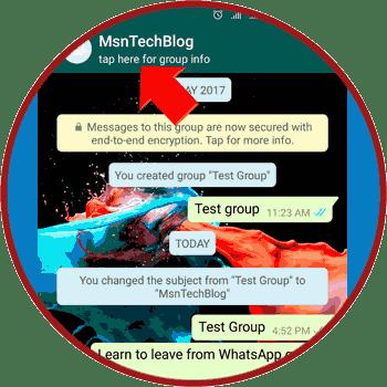 Edit WhatsApp Group