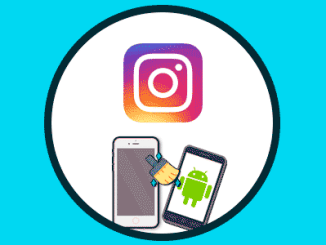 Delete instagram cache android iphone