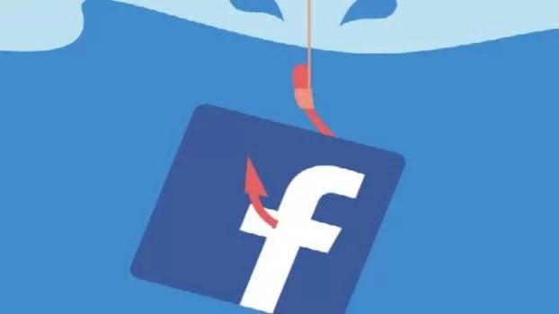 Avoid phishing attack through Facebook