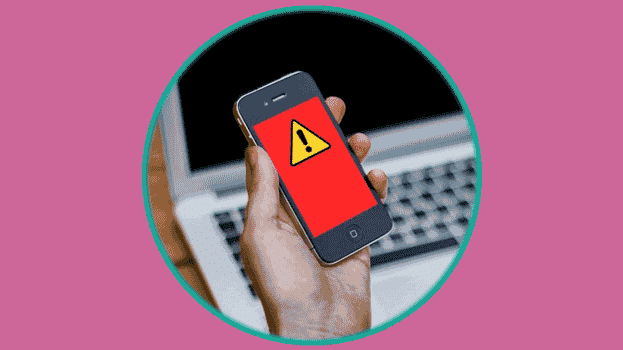 Avoid phishing attacks mobile