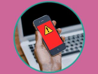 Avoid phishing attacks mobile