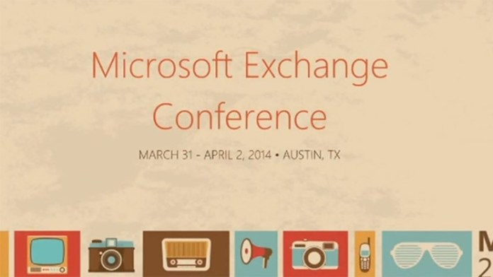 Microsoft Exchange Conference