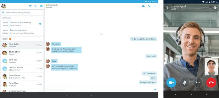 Skype для бизнеса