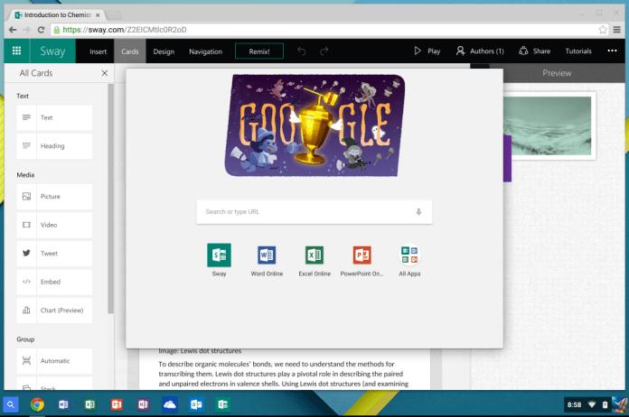 Приложение для Chrome Web Apps