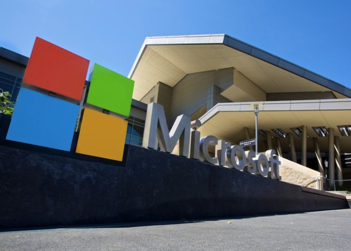 Microsoft центр в Дубае