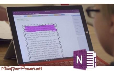 Microsoft представила обновление интерфейса для OneNote. Пока только для участников Office Insider